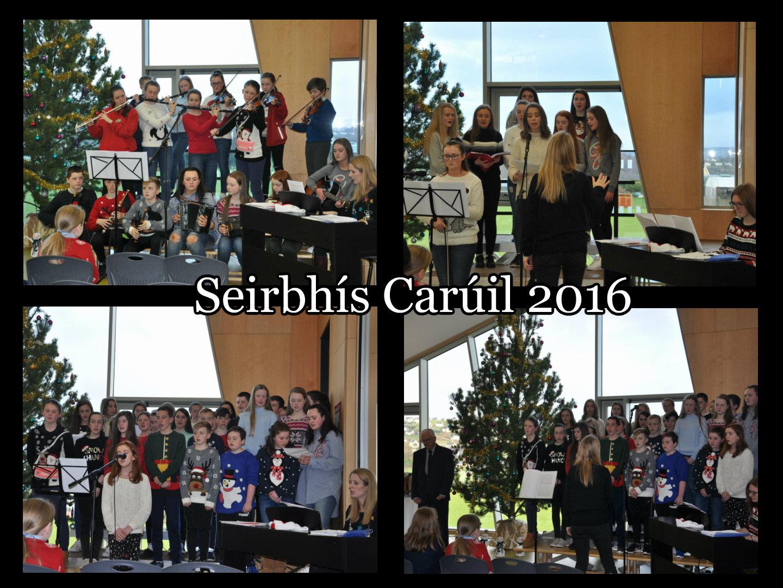 Seirbhís Carúil