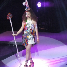Amy Nic Floinn Ní Chasaide junk couture