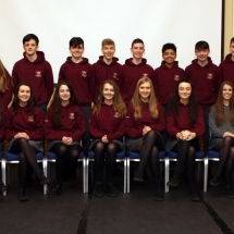 Abbey Vocational School, Donegal with Loraine Quinn