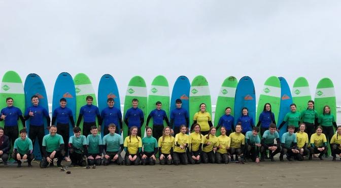 Surfáil i mBun Dobhrán